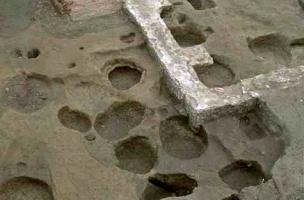 Fosses dépotoirs, fin XIVe siècle