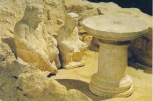 le musée et site archéologiques d'Argentomagus 3/7