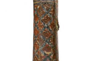 Garde de dague issue du dépotoir domestique du XIVe siècle
