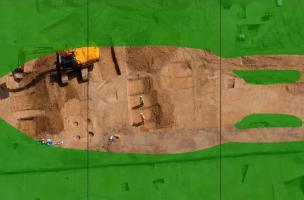 L'exposition «L'archéologie, fouilles et découvertes» présentée dans le métro (lignes 3 et 14)
