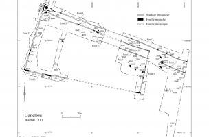 Plan du réseau fossoyé