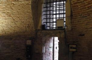 La tour des Hauts-Murats appartient à la forteresse du Haut-Empire