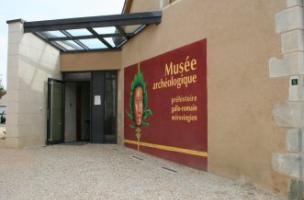 Découvrir et visiter le musée archéologique de Martizay 1/4