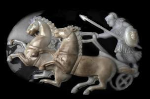 Antiquité - Camée en onyx