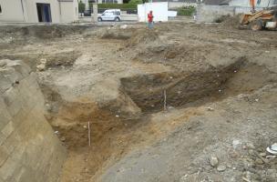 sur les traces du  château médiéval de Viarmes (Val-d'Oise)