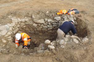 Des vestiges gaulois et gallo-romains étudiés avant la construction d'un lotissement à Saint-Michel-Chef-Chef (Loire-Atlantique)
