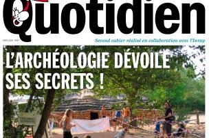 J-3 pour la 5e édition des Journées nationales de l'archéologie (6, 7 et 8 juin 2014)