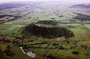 Mont Lassois, Vix