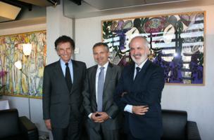 L'Inrap signe un accord de partenariat avec l'Institut du monde arabe