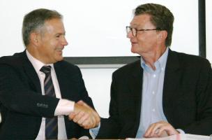 L'Inrap signe son premier accord de partenariat avec un syndicat professionnel d'aménageurs
