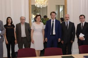 6 - Convention de partenariat entre l'AMF et l'Inrap, 2017