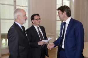 7 - Convention de partenariat entre l'AMF et l'Inrap, 2017