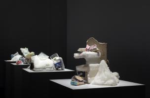 """Exposition """"Matérialité de l'invisible"""" - Marc Domage"""