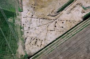Les Pierrières (site A19 - I1. 1-2)