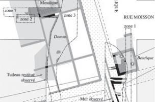 Parking République (République nord, zone Moisson, puits d'attaque surverse Vieux Port)