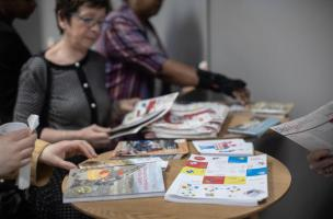 Rencontre sur le thème du mécénat participatif