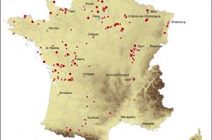 sites d'habitat et funéraires du Bronze ancien (nov. 2011)