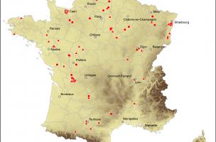 sites d'habitat et funéraires du Bronze moyen (nov. 2011)