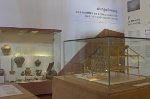Visuel 2 - exposition Vivre à l'époque angkorienne