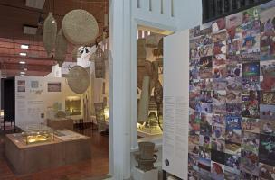 Visuel 3 - exposition Vivre à l'époque angkorienne