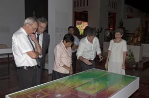 Visuel 4 - exposition Vivre à l'époque angkorienne