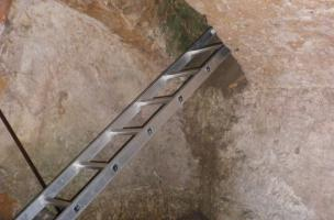 11 - fig.5.Découverte d'un mikvé dans le quartier juif médiéval de Saint-Paul-Trois-Châteaux