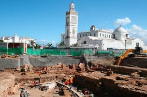 1 - Fouille archéologique préventive Place des Martyrs à Alger