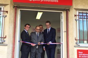 L'Inrap inaugure sa nouvelle base opérationnelle et de recherches archéologiques en Corse