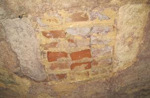 13 -img4798.Découverte d'un mikvé dans le quartier juif médiéval de Saint-Paul-Trois-Châteaux
