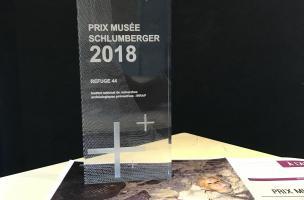 Remise du Prix Schlumberger
