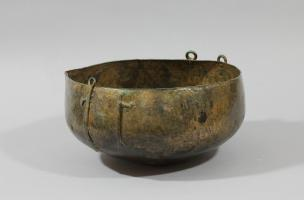 Protohistoire - vaisselle métallique