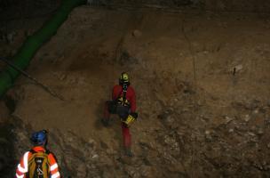 Une occupation Paléolithique au Mas d'Azil