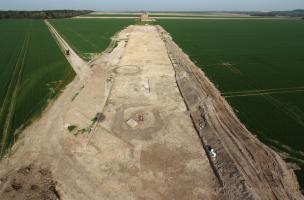 Nécropole protohistorique de Marigny-le-Châtel (Aube, Arc de Dierrey)