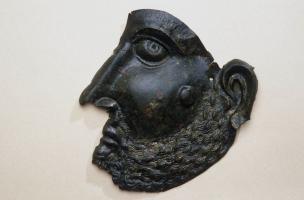Antiquité - Masque romain