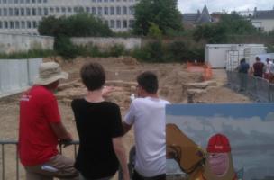Portes ouvertes de chantier à Amiens