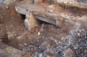 Des fouilles au pied de la cathédrale de Rouen