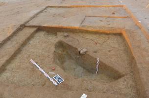 Vritz - Fosses néolithiques
