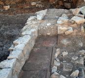Découverte d'un établissement du Haut-Empire, dans la plaine de Nîmes