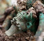 Exposition photos « Un prince celte dans l'Aube, découverte   archéologique majeure en Europe » à l'Hôtel du Département, à Troyes
