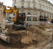 Nantes Bouffay Neptune