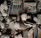 Statues soviétiques Baillet