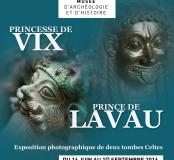 Affiche expo tombes celtes 2
