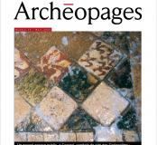 Couverture Archéopages 15
