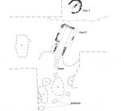 Fours de l'atelier de potier coroplathe