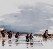 L'habitat nomade de Néandertal
