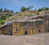 Église monolithique de Lalibela (Ethiopie)