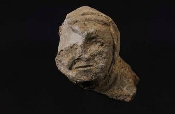 Les archéologues au chevet de la cathédrale du Mans