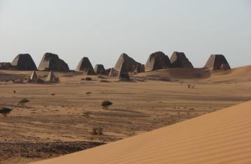 La civilisation de Méroé (Soudan)