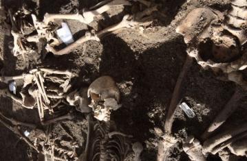 Flambée de peste : la découverte des charniers d'Amiens