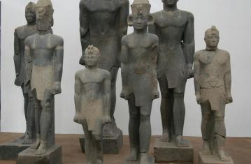 Découverte de la ville sacrée des Pharaons noirs